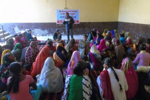 management training for members leaders of shgs